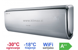 klimatska naprava GREE U-Crown 35, WiFi, Inverter A++